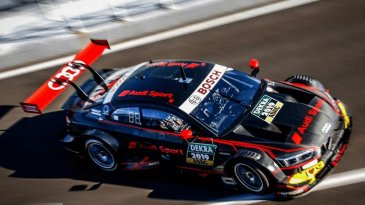 Review Audi RS5 DTM 2019 : Mobil Balap Paling Eye Catching Di DTM