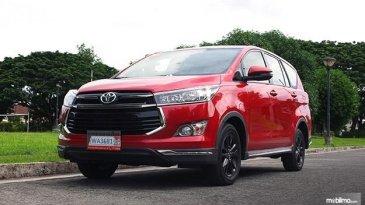 Wah, Toyota Innova Diesel Ternyata Bakal Disuntik Mati