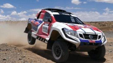 Review Nissan Navara Dakar 2019 : Modifikasi Untuk Medan Ekstrim