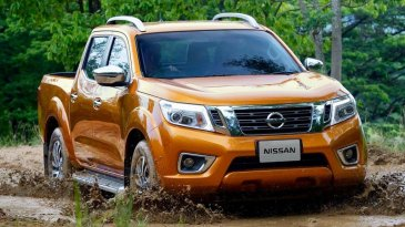 Review Nissan Navara 2.5 VL AT 2019