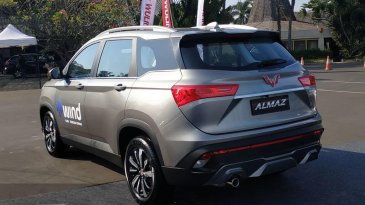 Review Wuling Almaz Exclusive 7 Seater 2019