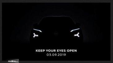 Meluncur Bulan Depan, Pabrikan Merilis Gambar Teaser Nissan Juke Generasi Terbaru