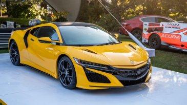 Tampil Dengan Warna Baru, Honda NSX Indy Yellow Pearl Siap Dipesan