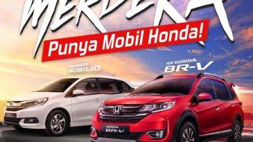 Jangan Lewatkan, Promo Merdeka Punya Mobil Honda Masih Berlangsung
