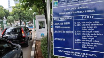 Sudah Bebas Ganjil Genap, Kendaraan Listrik Juga Bakal Bebas Ongkos Parkir