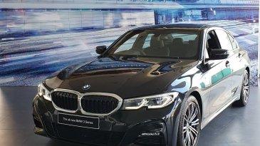 All-New BMW 3 Series Terbaru Hadir Di Semarang, Ini Dia Harga Resminya