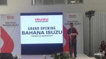 Kembali Melebarkan Sayap, Outlet Baru 3S Isuzu Telah Dibuka Di Cirebon Jawa Barat