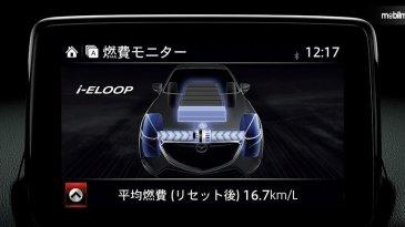 Begini Cara Kerja i-ELOOP Pada Mobil-Mobil Keluaran Mazda
