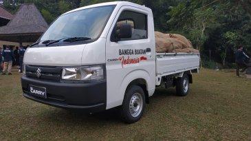 Ini Rahasia Suzuki New Carry Kuat Dimuati Beban 1 Ton