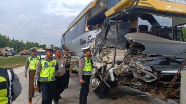 Lintas Marga Ungkap 3 Penyebab Terbesar Kecelakaan di Jalan Tol Cipali