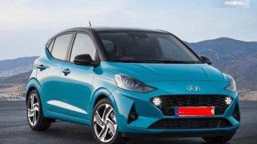 Hyundai i10 Generasi Terbaru Bakal Hadir Dengan Tampilan Lebih Agresif