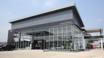 Investasi Rp 35 Miliar, Diler Baru Mitsubishi Lautan Berlian Palembang Resmi Beroperasi