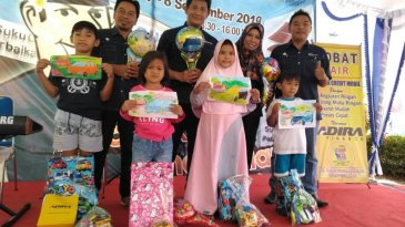 Gelar Suzuki Day Di Bali, 269 Pelanggan Dapat Layanan Gratis