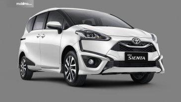 Toyota Sienta Model Baru Diluncurkan, Yuk Intip Penjualan Sienta Model Lama