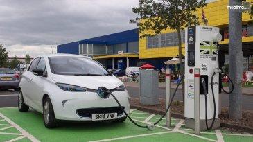 Tahun 2030 Mobil BBM Tak Boleh Beredar Di Jalanan Skotlandia