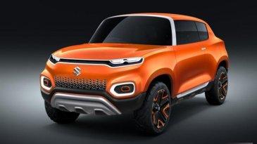 Tantang Renault Kwid, Suzuki Siap Luncurkan SUV Mungil S-Presso