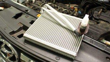 Penyebab & Cara Mencegah Timbulnya Korosi Pada Evaporator AC Mobil