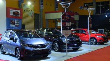 Goda Pengunjung GIIAS Makassar, Honda Tawarkan Grand Prize 5 Unit Motor