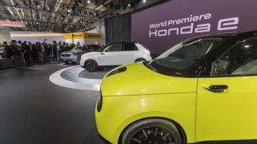 Mobil Listrik Honda E Resmi Diluncurkan, Bakal Masuk Indonesia?