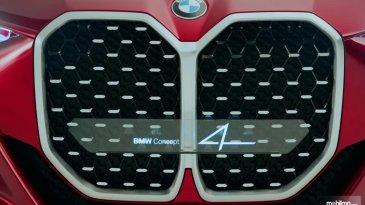 Pamerkan Desain Grille Baru BMW, Berikut Desainnya Dari Masa Ke Masa