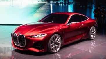 Strategi Masa Depan Mengalir Di BMW Concept 4 Tanpa Tinggalkan Kesan Klasik