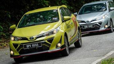 Mantap, Sudah Ratusan Ribu Unit Toyota Yaris Asal Indonesia Dipake Orang Bule