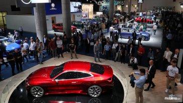 Banyak Yang Absen di Frankfurt Motor Show 2019, Ada Apa?