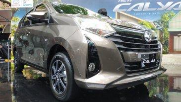 Tampilan Makin Menarik, Penjualan Toyota Calya Ditarget 5.000 Unit Per Bulan