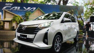 Toyota Calya Disegarkan, Ini Bagian Yang Berubah
