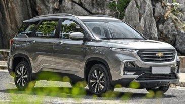 Mobil Chevrolet Captiva Kembaran Wuling Almaz Dihadirkan Di Thailand
