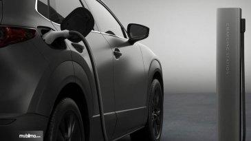 Mazda Bakal Ungkap Model Terbaru SUV Listrik di TMS 2019