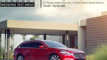 Ingin Test Drive Mazda MX-5 RF, Lakukan Di Akhir Pekan Di Jakarta Utara