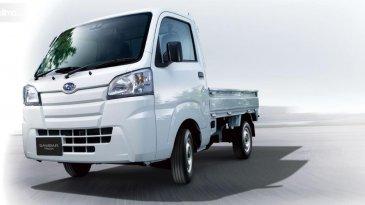 Review Subaru Sambar Truck 2019: Kembaran Daihatsu Hi-Max Yang Jauh Lebih Canggih...