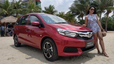 Review New Honda Mobilio S MT 2019