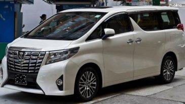 Review Toyota Alphard 2015 : Mobil MPV Premium Untuk Keluarga Indonesia