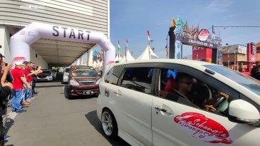 Festival Avanza-Veloz Sebangsa Buat Masyarakat Kota Semarang Rasakan Akhir Pekan Semarak