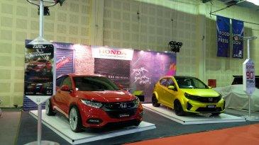 Sukseskan IMX 2019, Honda Boyong Dua Mobil Honda Modifikasi