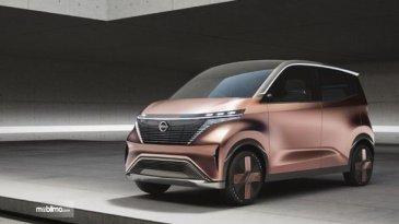 Review Nissan IMk Concept 2019: Perkenalan Teknologi Canggih Nissan