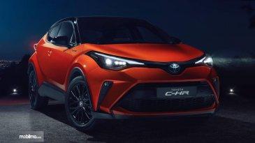 Siap Hadang Nissan Juke, Toyota C-HR Terbaru Makin Gagah Dan Modern