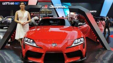 Harga Toyota GR Supra Lebih Mahal Dari BMW Z4, Seperti Apakah Kehebatannya?