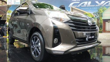 Review New Toyota Calya G AT 2019