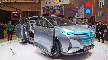 Kalau Regulasi Siap, Daihatsu Siap Hadirkan Mobil Hybrid di Indonesia