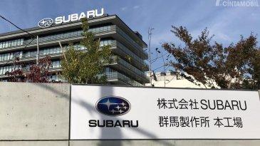 Topan Hagibis Terjang Jepang, Subaru Tutup Pabrik Seminggu