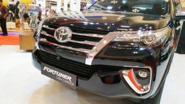 Jadi Mobil Bank, Toyota Fortuner Ini Dibikin Tahan Peluru