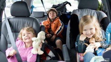 Perlu Diperhatikan, Berikut Beberapa Hal Tidak Boleh Dilakukan Saat Berkendara Dengan Anak