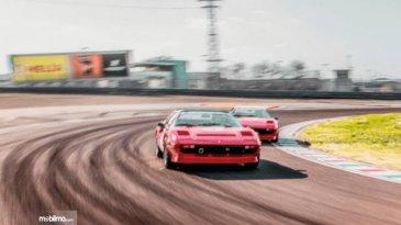 Ferrari Classiche Academy, Masyarakat Bisa Mengenal Dan Mencoba Mobil Klasik Ferrari