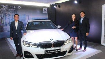 All-New BMW 330i M Sport Resmi Hadir di Kota Ketiga Terbesar Di Indonesia
