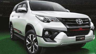 Review Toyota Fortuner 2017 : Mobil SUV Nyaman Dengan Fitur Mumpuni