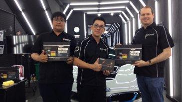 Layani Konsumen Jakarta Utara, Scuto Platinum Store Kelapa Gading Tawarkan Perawatan Bodi Mobil Terbaik