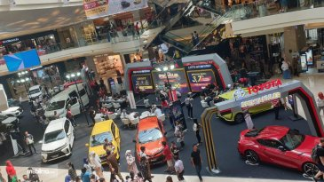Toyota Spektakuler Hadirkan Promo Mobil Baru Toyota di 7 Kota Besar